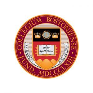 boston uni logo